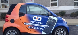 Marketing with Vehicle Wraps