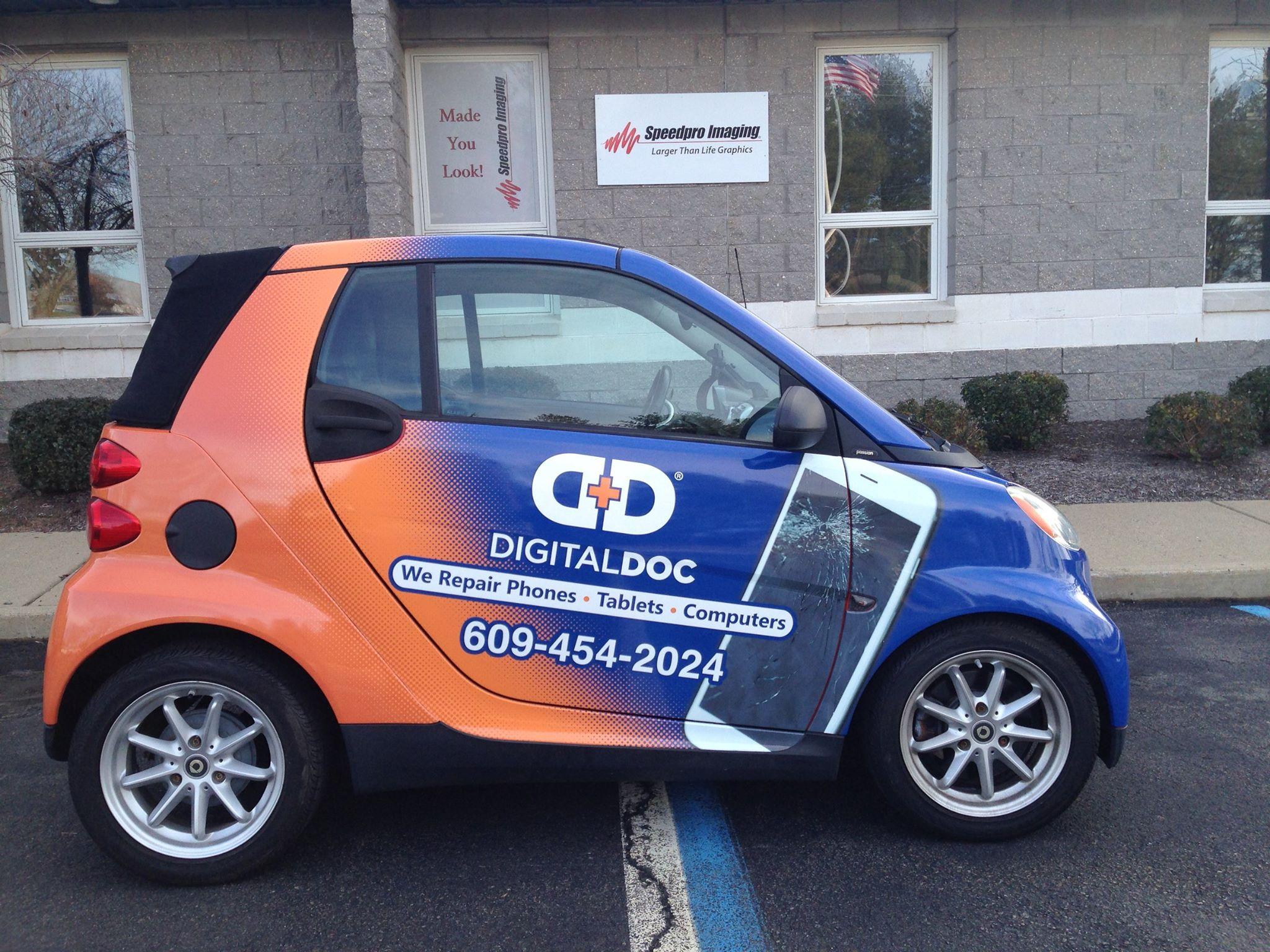 Marketing with Vehicle Wraps